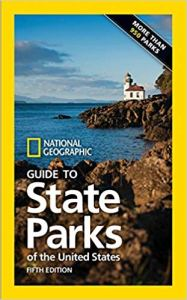 National Geographic Guide to State Parks of the United States - Books About RVing in State Parks
