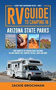 RV Guide to Camping in Arizona State Parks - Books About RVing in State Parks