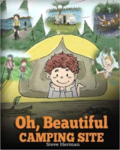 Oh, Beautiful Camping Site - Books About RVing with Kids