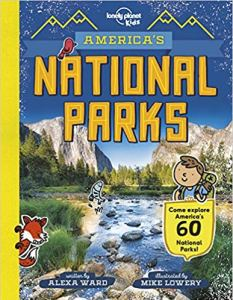 America's National Parks - Books About RVing in State Parks