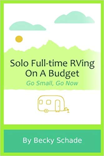 Solo RVing on a Budget - Books About RV Travel on a Budget