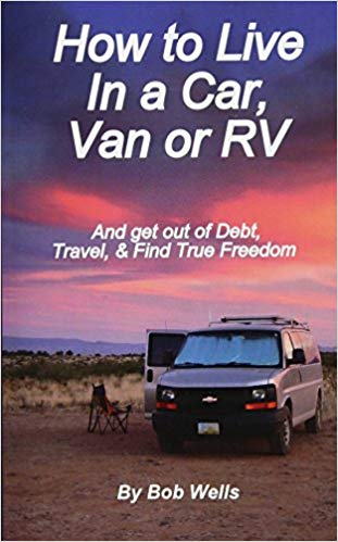 How to Live in a Car, Van or RV - Books About RV Travel on a Budget