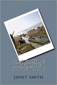 Solo Fulltime RV for the Single Woman - Books About RV Solo Travel for Women