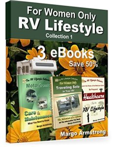 For Women Only:- Books About RV Solo Travel for Women
