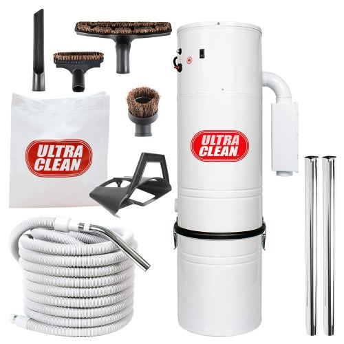 Ultra Clean Central Vacuum Systems for RV