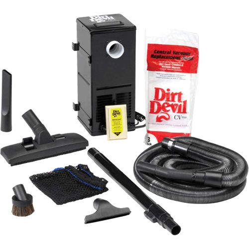 Dirt Devil Central Vacuum Systems for RV