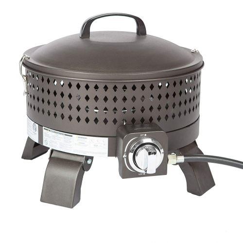 Fire Sense Sporty Portable Propane Gas Fire Pit
