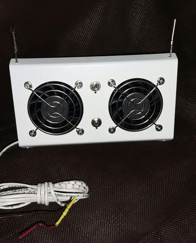 Cooling Unit Warehouse Deluxe RV Refrigerator Fan