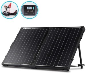 Renology suitcase top 10 solar panels for RV