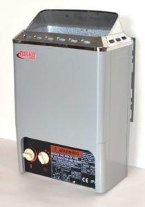 TURKI Mini Electric Sauna Spa Heater 2KW, 120V