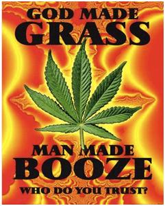Can cannabis help alcohol addiction