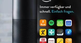 Amazon Echo bestellen