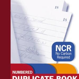 Duplicate Book NCR