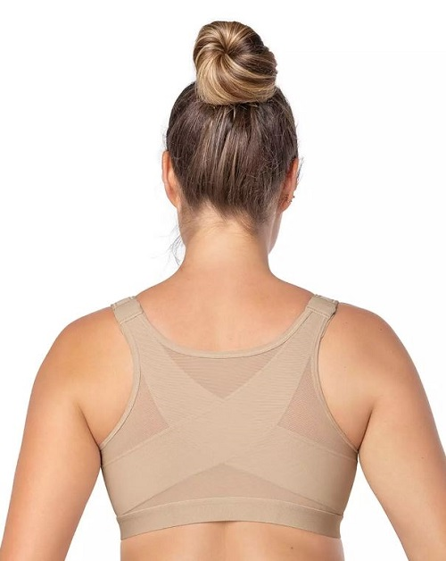 Back Support Posture Corrector Wireless Bra