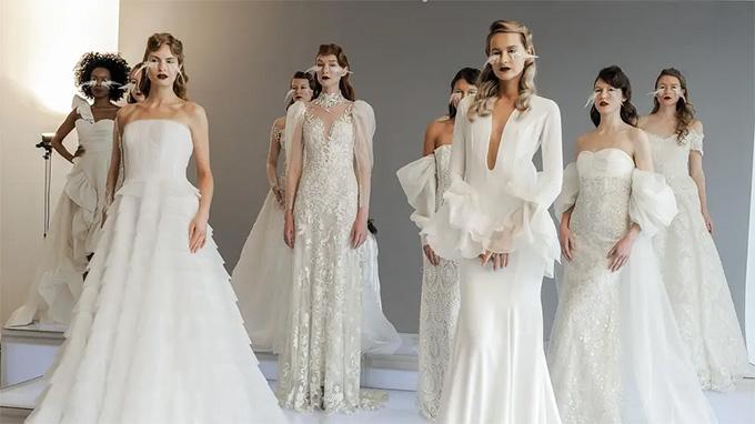 Wedding Dress Fall 2020