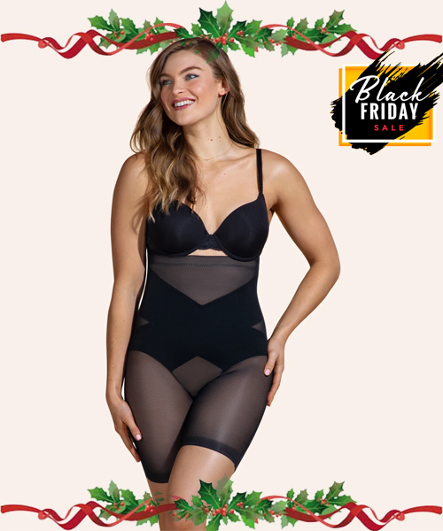 Honeylove black friday shaper short