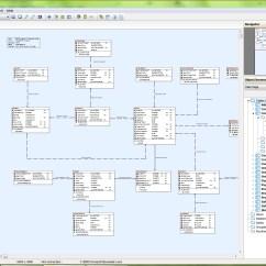 Database Entity Relationship Diagram Tool Process Flow Symbols Visio Erd 28 Images Er Sql