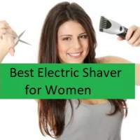 Electric Shaver for Women