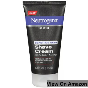 Neutrogena Men Sensitive Skin Shave Cream review
