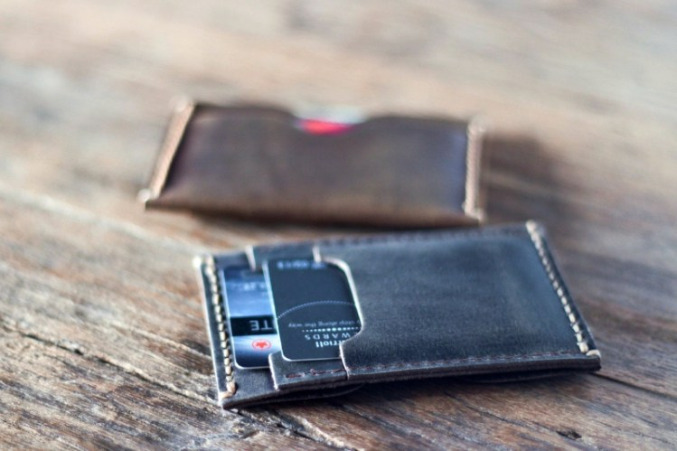 Inside Out Slim Leather Wallet (4)
