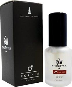 Pheromones For Men Pheromone Cologne [Attract Women] – Bold, Extra Strength Human Pheromones Formula by RawChemistry – 1 Fl Oz (Human Grade Pheromones to Attract Women)