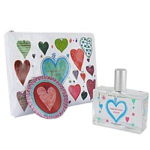 Fragonard Mademoiselle Amour Gift Set
