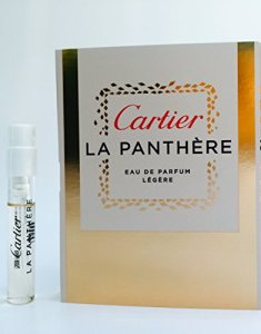 La Panthere Eau De Parfum Legere 1.5 Ml By Cartier Vial for Women