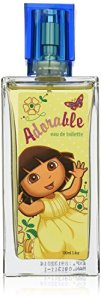 Marmol & Son Dora The Explorer Adorable 2 Piece Gift Set (Eau de Toilette Spray Plus Glittery Body Lotion)