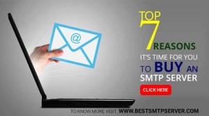 do you need to buy SMTP server