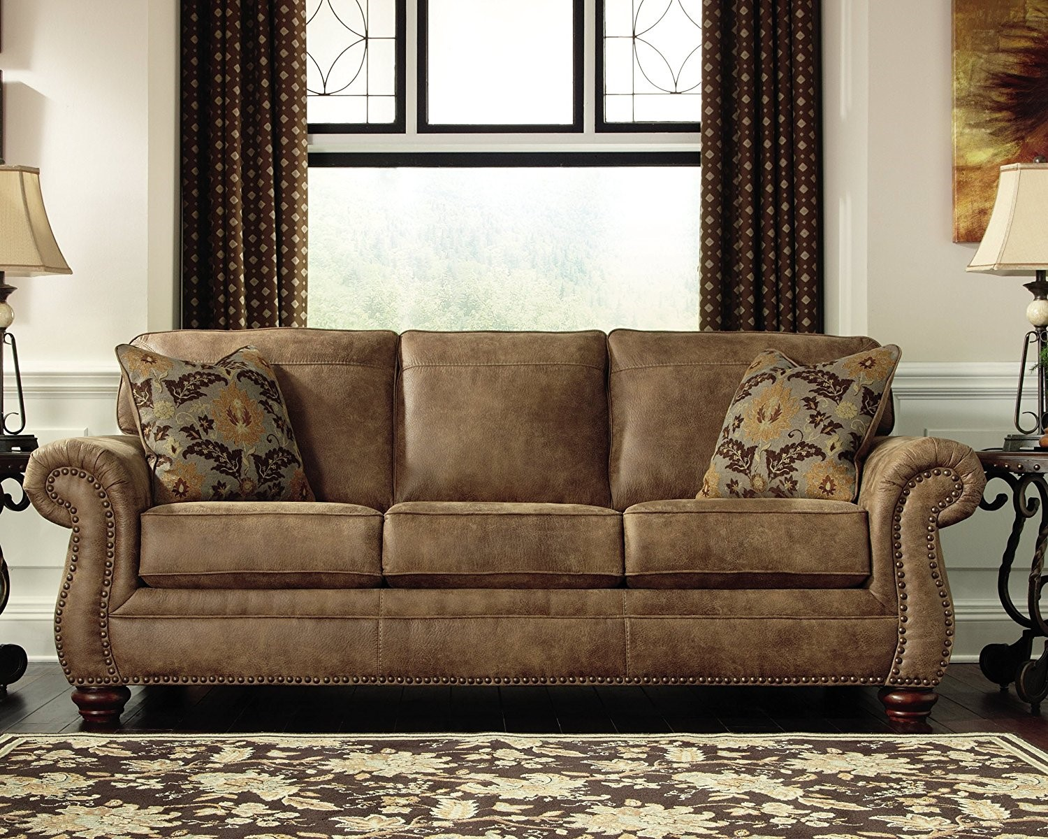 ashley furniture sectional sofa reviews simmons reclining best sleeper with signature design