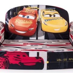 Disney Cars Flip Out Sofa Australia Table With Storage Plans The Best Kids Marshmallow Open Review Fold Couch