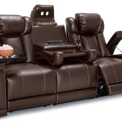 Lane Dual Power Reclining Sofa On Amazon Lowest Prices Delange Review Free Shipping Sigma Leather Gel Home Theater Recline Multimedia With Fold Down Table