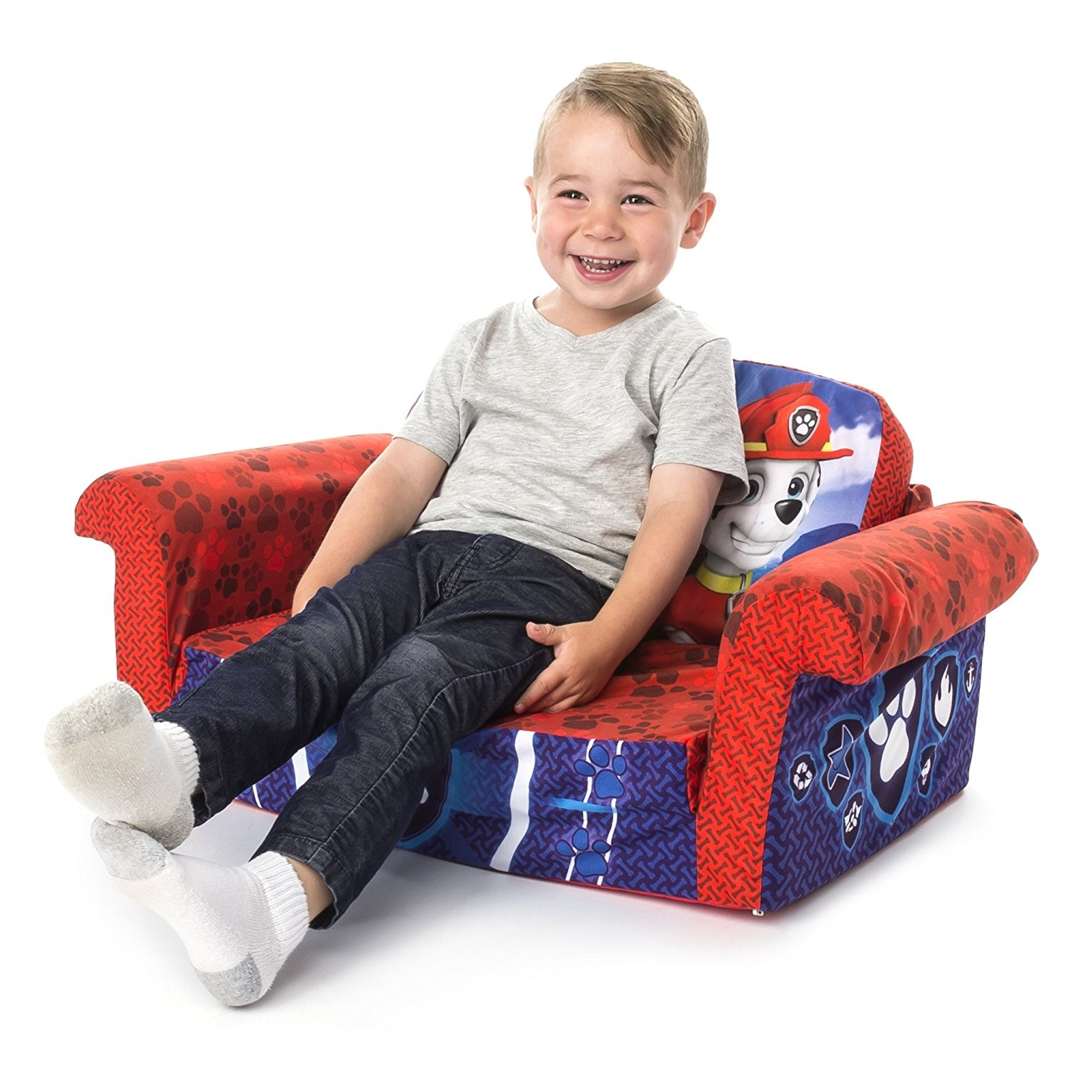 flip open sofa chair and loveseat set up the best marshmallow kids review