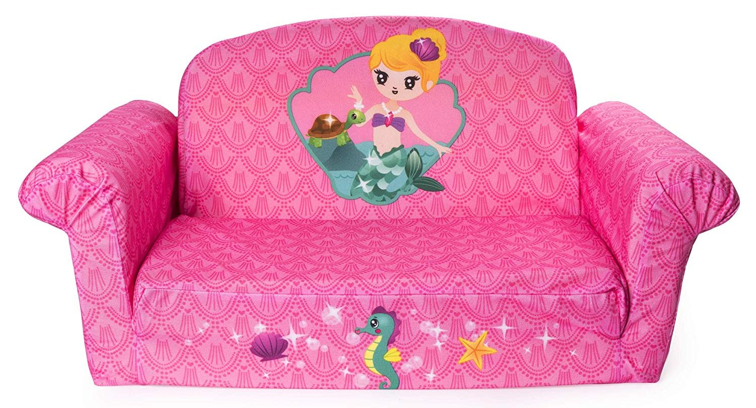 Top 10 Kids Fold Out Couch Review Durable Free Shipping