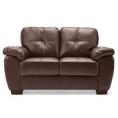 Brown Leather Sofa Uk Set For Small E Brisbane 2 Seater Living Best Sofas