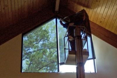 Installing Window Film