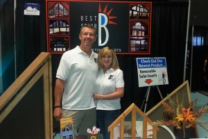 Ray and Janie Dison, owners of Best Solar Control