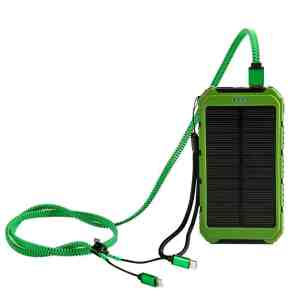 Eco-Daily Solar Battery Pack