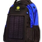 SolarGoPack Solar Backpack