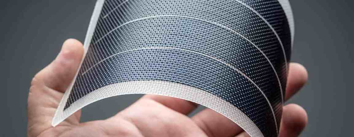 Flexible Solar Cell
