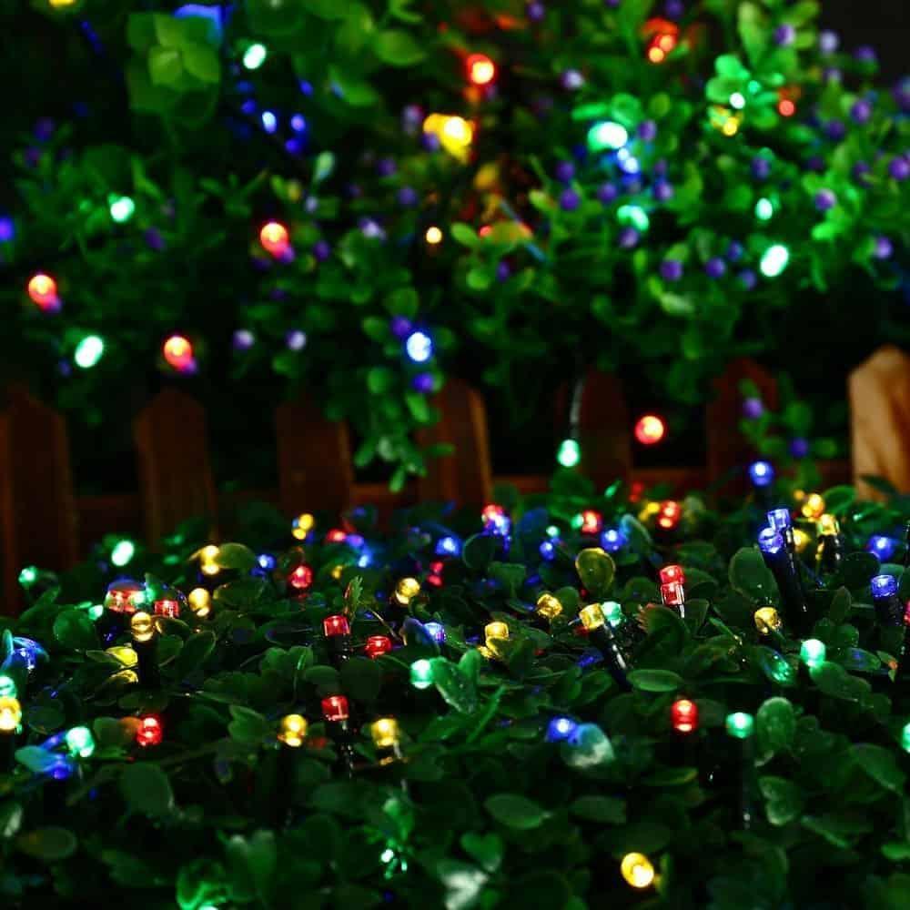 Top 7 Best Solar Outdoor Lights Reviews In 2018: Best Solar Christmas Lights 2018