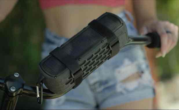 SolarBox Solar Speaker Sound