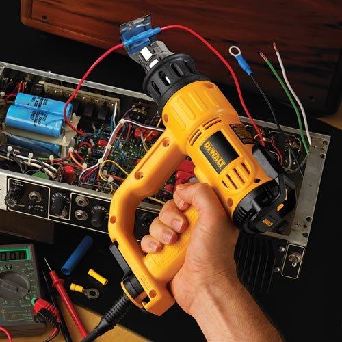 Fixing wires with DEWALT D26960K