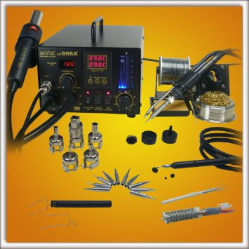 Aouye 968a+ soldering station