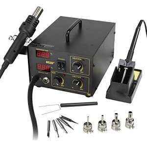 Zeny 852D+ Soldering Station Review 1