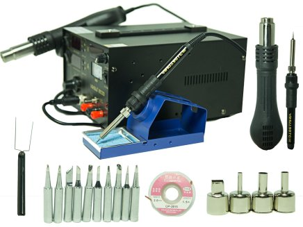 Yihua 853d Soldering Station Package