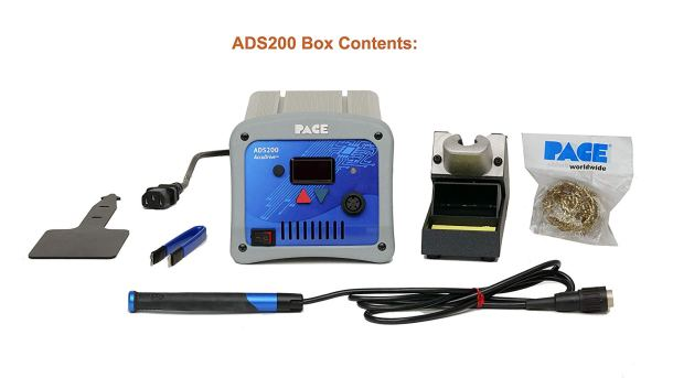 Soldering Station Pace ADS200