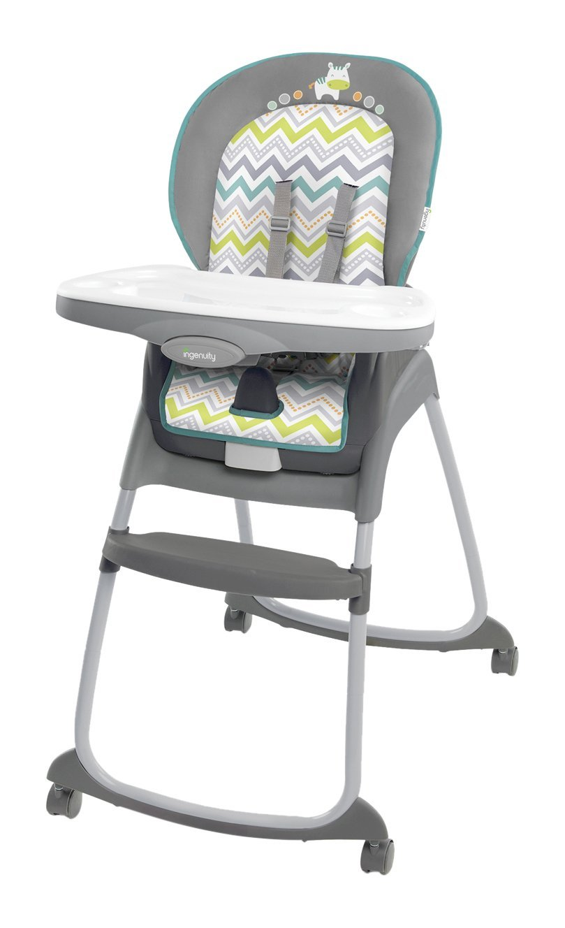 bright starts high chair fabric recliner chairs the top 8 best baby in 2018 reviews and comparison ingenuity trio ridgedale
