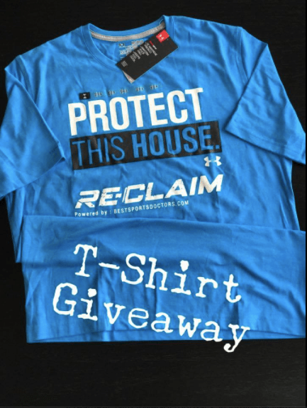 What Is Re-Claim – Shirt Giveaway