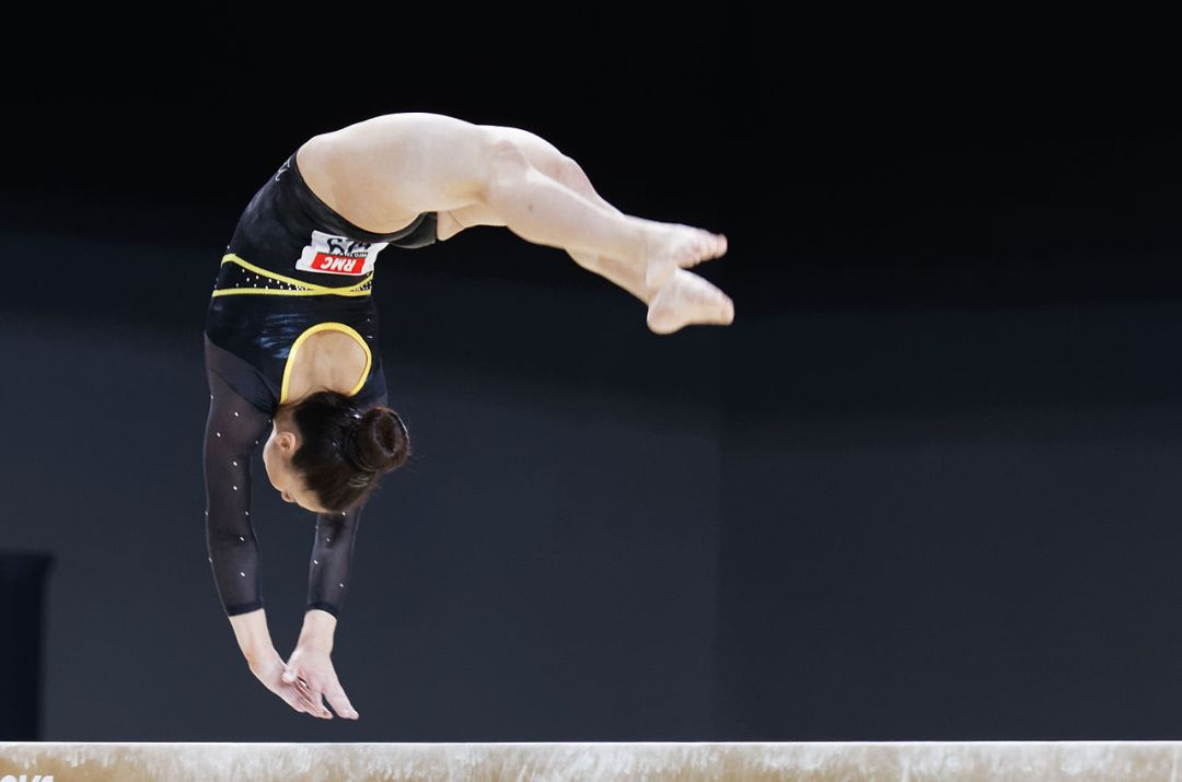 World's Toughest Sport Gymnastics